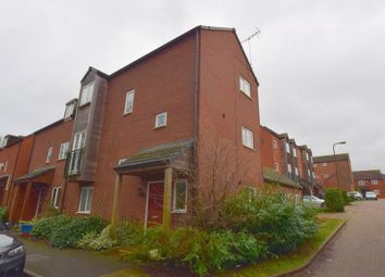 Thumbnail 4 bedroom town house for sale in Townlands Crescent, Wolverton Mill, Milton Keynes