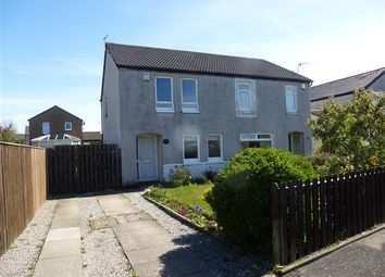 Thumbnail 3 bed semi-detached house for sale in Deveron Road, Troon