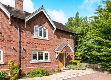Thumbnail 2 bedroom semi-detached house for sale in Baughurst, Tadley, Hampshire