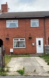 Thumbnail 3 bed terraced house to rent in School Street, Upton, Pontefract