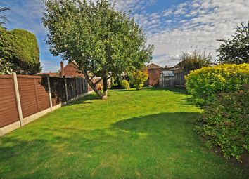 Thumbnail 3 bed detached bungalow for sale in Wigmore Road, Wigmore