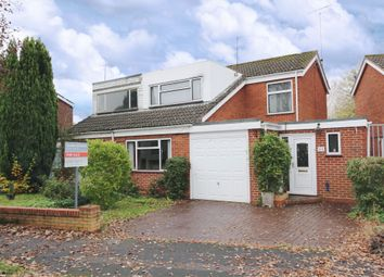 Thumbnail 3 bed semi-detached house for sale in Washford Lane, Redditch