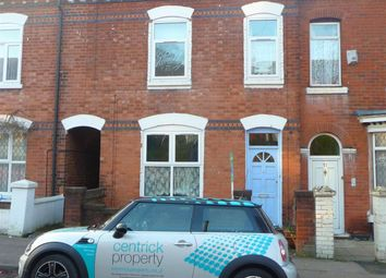 Thumbnail 3 bedroom terraced house to rent in Rowley Street, Walsall