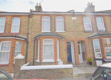 Thumbnail 3 bedroom terraced house for sale in St Andrews Road, Ramsgate, Kent
