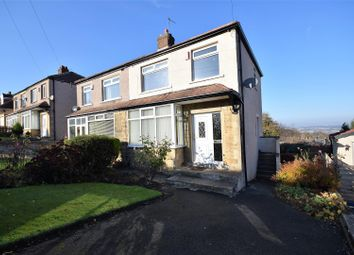 Thumbnail 3 bed semi-detached house for sale in Poplar View, Bradford