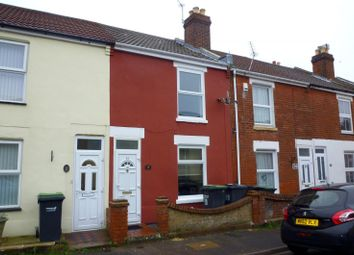 Thumbnail 3 bedroom terraced house to rent in Pelham Road, Gosport