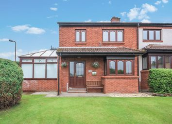Thumbnail 3 bed semi-detached house for sale in 16 Blackburn Drive, Carlisle