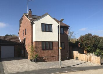 Thumbnail 5 bed detached house for sale in Heron Road, Kelvedon, Essex
