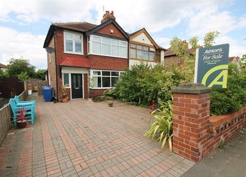 Thumbnail 4 bed semi-detached house for sale in Padgate Lane, Padgate, Warrington