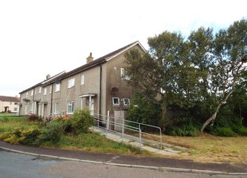 Thumbnail 4 bed terraced house for sale in Howburn Road, Thurso