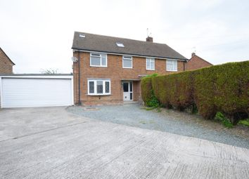 Thumbnail 4 bed semi-detached house for sale in Blandford Drive, Chesterfield