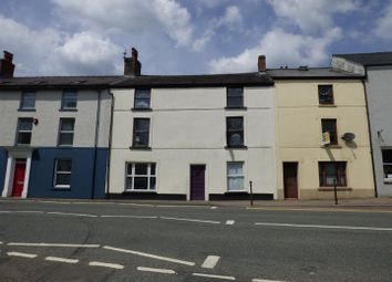 Thumbnail 4 bed terraced house for sale in Spilman Street, Carmarthen