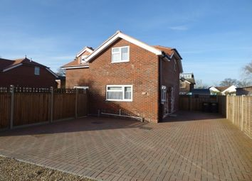 Thumbnail 3 bedroom detached house to rent in Church Road, Hayling Island