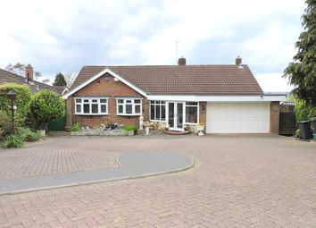 Thumbnail 3 bed detached bungalow for sale in Wendover Way, Luton