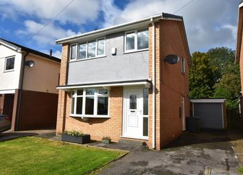 Thumbnail 3 bed detached house for sale in Cedar Walk, Elswick, Preston
