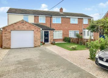 Thumbnail 4 bed semi-detached house for sale in Glebe Road, Barrington, Cambridge