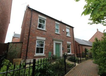 Thumbnail 3 bed detached house for sale in Bluebell Way, Tutbury, Burton-On-Trent