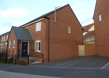 Thumbnail 1 bed maisonette for sale in Clayhill Drive, Yate, Bristol