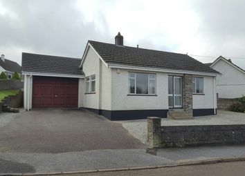 Thumbnail 2 bed bungalow to rent in Crellow Lane, Stithians, Truro