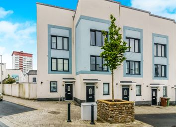 Thumbnail 3 bed terraced house for sale in Monument Street, Devonport, Plymouth