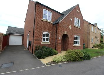 Thumbnail 4 bed detached house for sale in Marconi Close, Binley