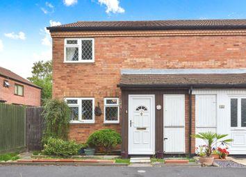 Thumbnail 2 bed end terrace house for sale in Rainsborough, Giffard Park, Milton Keynes