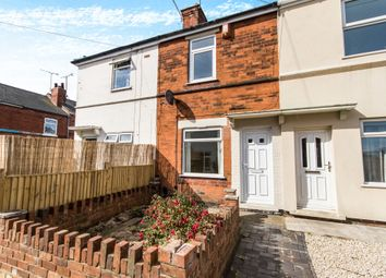 Thumbnail 2 bed terraced house for sale in Moor Street, Mansfield