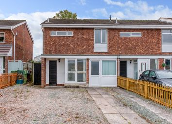 Pennine Road, Bromsgrove B61. 3 bed end terrace house for sale