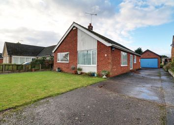 Thumbnail 3 bed detached bungalow for sale in Lowcroft Avenue, Haxey, Doncaster