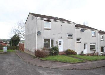 Thumbnail 3 bedroom end terrace house for sale in Mount Avenue, Symington, Kilmarnock, South Ayrshire