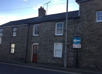 Thumbnail 2 bed terraced house to rent in Feidrfair, Cardigan