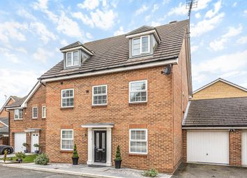 Thumbnail 5 bed detached house for sale in Blackthorn Close, Whitley