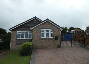 Thumbnail 3 bed detached bungalow for sale in Eastleigh Court, Hasland, Chesterfield
