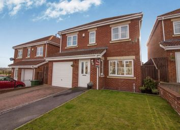 Thumbnail 3 bed detached house for sale in Beaumont Grange, Seghill, Cramlington