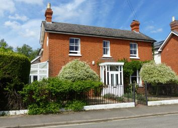 Thumbnail 4 bed detached house for sale in Summerleaze Road, Maidenhead