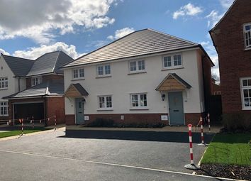 Thumbnail 2 bed semi-detached house for sale in Bowden Chase, Berry Close, Great Bowden, Market Harborough