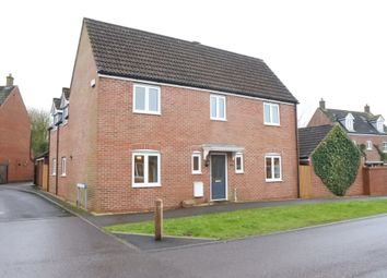 Thumbnail 4 bedroom detached house for sale in Kingfisher Avenue, Gillingham, Dorset