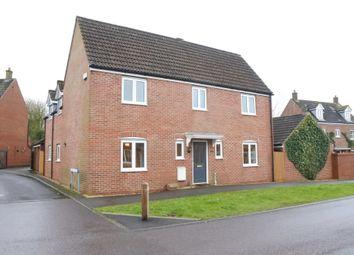 4 bed detached house for sale in Kingfisher Avenue, Gillingham, Dorset SP8