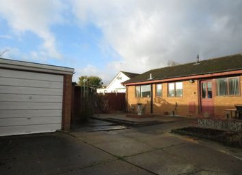 Thumbnail 3 bed detached bungalow for sale in Church View Crescent, Fiskerton, Lincoln