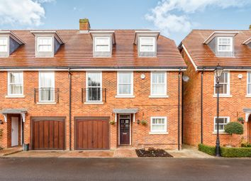 Thumbnail 5 bedroom semi-detached house for sale in Miller Close, Redbourn, St. Albans