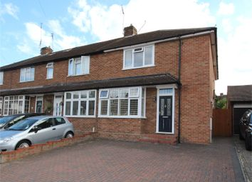 Thumbnail 3 bed end terrace house for sale in Glemsford Drive, Harpenden, Hertfordshire