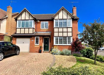 Thumbnail 5 bed detached house for sale in Colsons Way, Olney