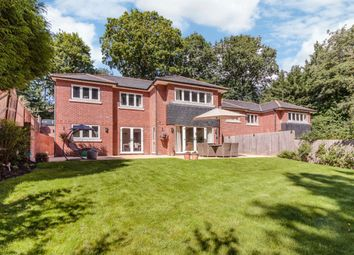 Thumbnail 4 bed detached house for sale in Springwood Lane, Reading, West Berkshire