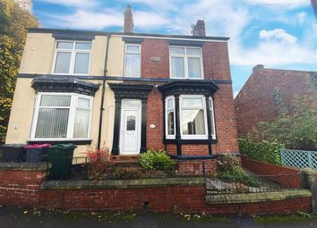 Thumbnail 4 bed semi-detached house for sale in Station Road, Rotherham