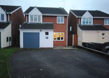 Thumbnail 4 bed detached house to rent in Country Meadows, Market Drayton