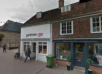 Thumbnail Retail premises for sale in St. Johns Street, Bury St. Edmunds