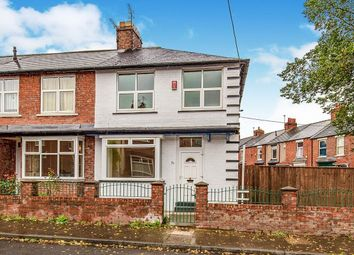 Thumbnail 3 bed terraced house to rent in Ayresome Green Lane, Middlesbrough