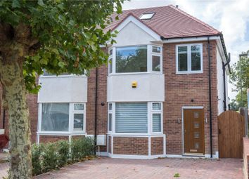 Thumbnail 4 bed detached house for sale in Birkbeck Road, Mill Hill, London