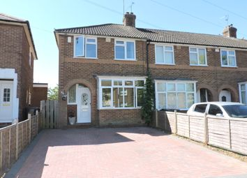 Thumbnail 2 bedroom end terrace house for sale in Putteridge Road, Luton