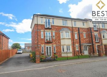 Thumbnail 2 bed flat for sale in Dunns Way, Blaydon-On-Tyne